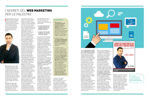 web marketing per palestre